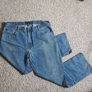 Tommy Hilfiger relaxed fit men's jeans